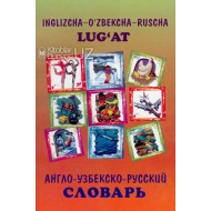 «Inglizcha - O'zbekcha - Ruscha lug'at»