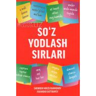 «So'z yodlash sirlari»