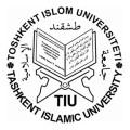 «Тошкент ислом университети»