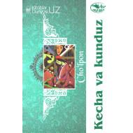 «Kecha va kunduz» Cho'lpon
