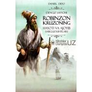 «Dengiz sayyohi Robinzon Kruzoning hayoti va ajoyib sarguzashtlari»
