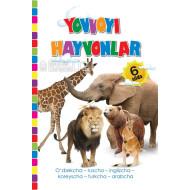 «Yovvoyi hayvonlar» 6 xil tilda