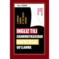 «Ingliz tili grammatikasidan universal qo'lanma»