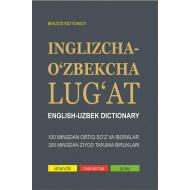 «Inglizcha-o'zbekcha lug'at»