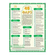 «40 фарз» (плакат)