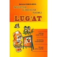 «Inglizcha o'zbekcha rasmli lug'at»